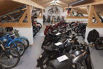 Oldtimer Museum in Ruhpolding