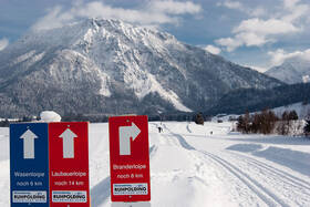 Wintertraum in Ruhpolding